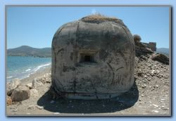 Pillbox at Potokaki Beach