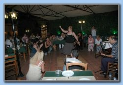Restaurant Mythos - Greek night
