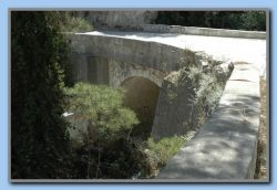Bridge by the old road