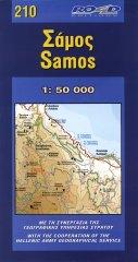 Maps Samos