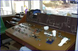 Controlboard for the  'receive' section.