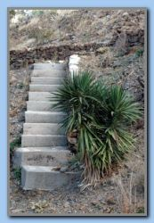 Stairway to nowhere..